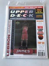 Lebron James Magazine Hologram