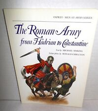 BOOK Osprey MAA 93* The Roman Army from Hadrian to Constantine op 1979 1st Ed