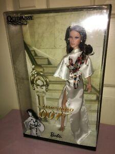 James Bond 007 Barbie Octopussy (Maud Adams) - NRFB; 2010