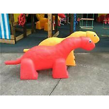 Giant Moulded Plastic Dinosaurs Display Jumbo Dino Heavy Duty playgrounds