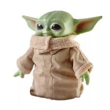 "STAR WARS: The Mandalorian - The Child (Baby Yoda) Life-Size 11"" Plush (Mattel)"