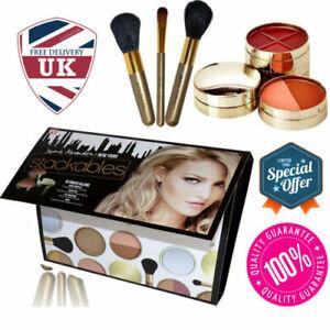 Jerome Alexander Stackables Makeup Eyeshadow Foundation Blush Set Magic Minerals