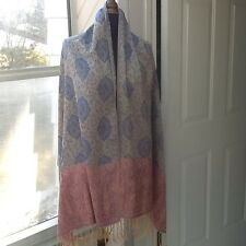 New Shawl / Wrap - 100% Soft Wool