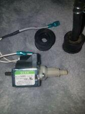 Delonghi Ulka Mne type 3 Dehumidifier Pump Motor With Rubber Isolation Mounts