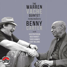 Warren Vache - Remembers Benny Carter [New CD] Jewel Case Packaging
