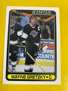 D45980  1990-91 O-Pee-Chee #120 Wayne Gretzky