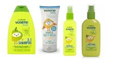 Vosene Kids 3in1 Conditioning Shampoo Head Lice Repellent Hair Detangler Body