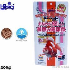 Hikari GOLDFISH WHEAT GERM MINI 200G - Goldfish and Koi