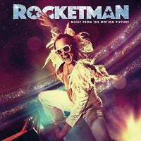 ROCKETMAN - SOUNDTRACK CD ~ THE ELTON JOHN STORY ~ TARYN EGERTON *NEW*