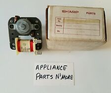 NEW SHARP MICROWAVE MOTOR RMOTE0102MREO 190-8846