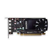 Pny Vcqp600dvi-pb Scheda grafica nVidia quadro P600 2gb Gddr5 Interfaccia PCI EX