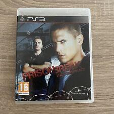 Prison Break (PS3) Very Good Condition - Fast Post