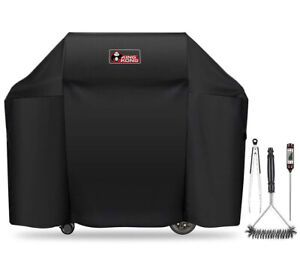 Kingkong 7130 Grill Cover & Accessories for Genesis I, II, II LX, & 300 Series