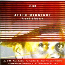 Frank Sinatra After midnight (36 tracks, 1931-48, & Axel Stordahl, Tomm.. [2 CD]