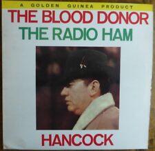 TONY HANCOCK - THE BLOOD DONOR / THE RADIO HAM. 1961 VINYL LP. GGL 0270.