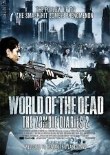 World Of The Dead - The Zombie Diaries 2 (DVD, 2011)