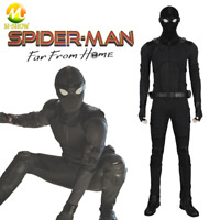 Spider-Man Far From Home Stealth Suit Custom Cosplay Costume Spiderman jumpsuit