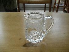 "Royal Brierley Honeysuckle 1/4 Pint/5oz Jug(2nd) - <3 1/2""(<9cms)"