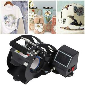 Durable Touch Control Password Heat Press Mug Sublimation Transfer Machine Tools