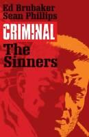 Criminal Volume 5 The Sinners GN Ed Brubaker Sean Phillips Image TPB New NM
