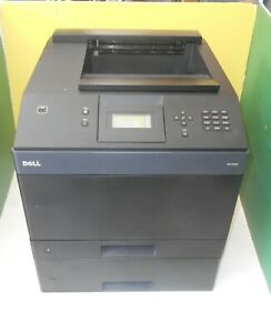 Dell 5230n All-In-One Laser Printer 2 Bottom Paper Trays Working - Needs Toner