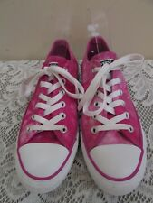 Converse Women's Size 7 Pink Tie Dye Low Top Men's Size 5 Shoes