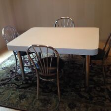 Formica Table and 4 Chairs-Reduced for Quick Sale