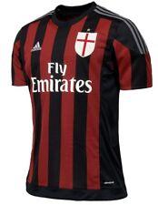 Acm H JSY Y NRG - Maillot Football AC Milan Garçon Adidas Noir 08a