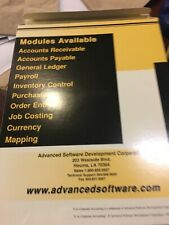 UA Corporate Accounting Software SDK Not for Resale
