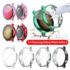 TPU Funda para Samsung Galaxy Reloj Completo Protector de Pantalla Estuche 2 40mm 44mm Active