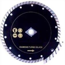 "12"" Dry Diamond Tile Saw Turbo Cut Blade Masonry Tile Concrete Cut Cutting"