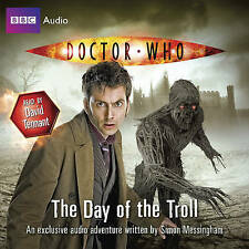 """Very Good, """"Doctor Who"""": The Day of the Troll (BBC Audio), Simon Messingham, Boo"""