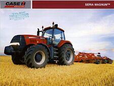 CASE Magnum 225 250 280 335 2013 catalogue brochure Traktor tracteur tractor