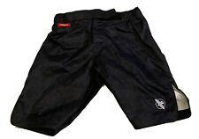 Hayabusa Hexagon Fight Shorts - Black - Small