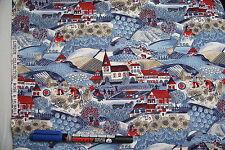 """ROSE AND HUBBLE:""""London collection""""Twill de Coton bleu pour enfants,patchwork..."""