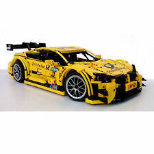 BMW-M4 DTM - Post car - Race series Technic MOC-4142 Building Blocks new