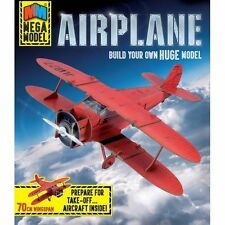 Mega Model: Airplane, Ben Hubbard, New Book