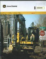 Equipment Brochure - John Deere - 225D Lc - Excavator - c2007 (E3762)