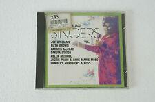 The Best of the jazz singer vol.2 avec ruth Brown, Dakota stanton & more CD (35)