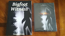 Bigfoot Double Deal! Bigfoot Witness Film and Book! One Special Price!