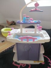 Bebellino Wickeltisch für Puppen mit Zubehör