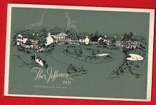 VIRGINIA - CHARLOTTESVILLE, THE THOMAS JEFFERSON INN POSTCARD 350
