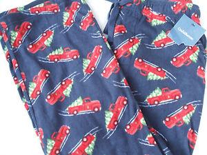 NWT Men's Croft&Barrow Sleepwear&Loungewear Microfleece Classic Style Pants M
