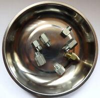 Stollenschale, Magnetschale für Stollen, Stollenzubehör, Druchmesser 15 cm