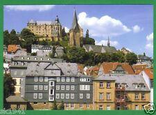Marburg Lahn Klaus Laaser # 33 Schloß Südseite Pfarrkirche Kirche