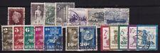 Nederland 1950 complete gestempelde jaargang NVPH 549 / 567