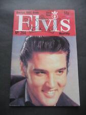 ANTIGUA REVISTA ELVIS PRESLEY Nº 264. ENERO 1982