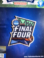 NCAA Basketball 2019 Final Four Patch Virginia-Michigan State-Texas Tech-Auburn