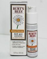 3-1 oz bottles of Burt's Bees Brightening Dark Spot Corrector w/Daisy Extract f2