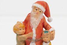 "Fontanini 2.5"" Santa with Children Nativity Figure Roman # 55197 Free Shipping"